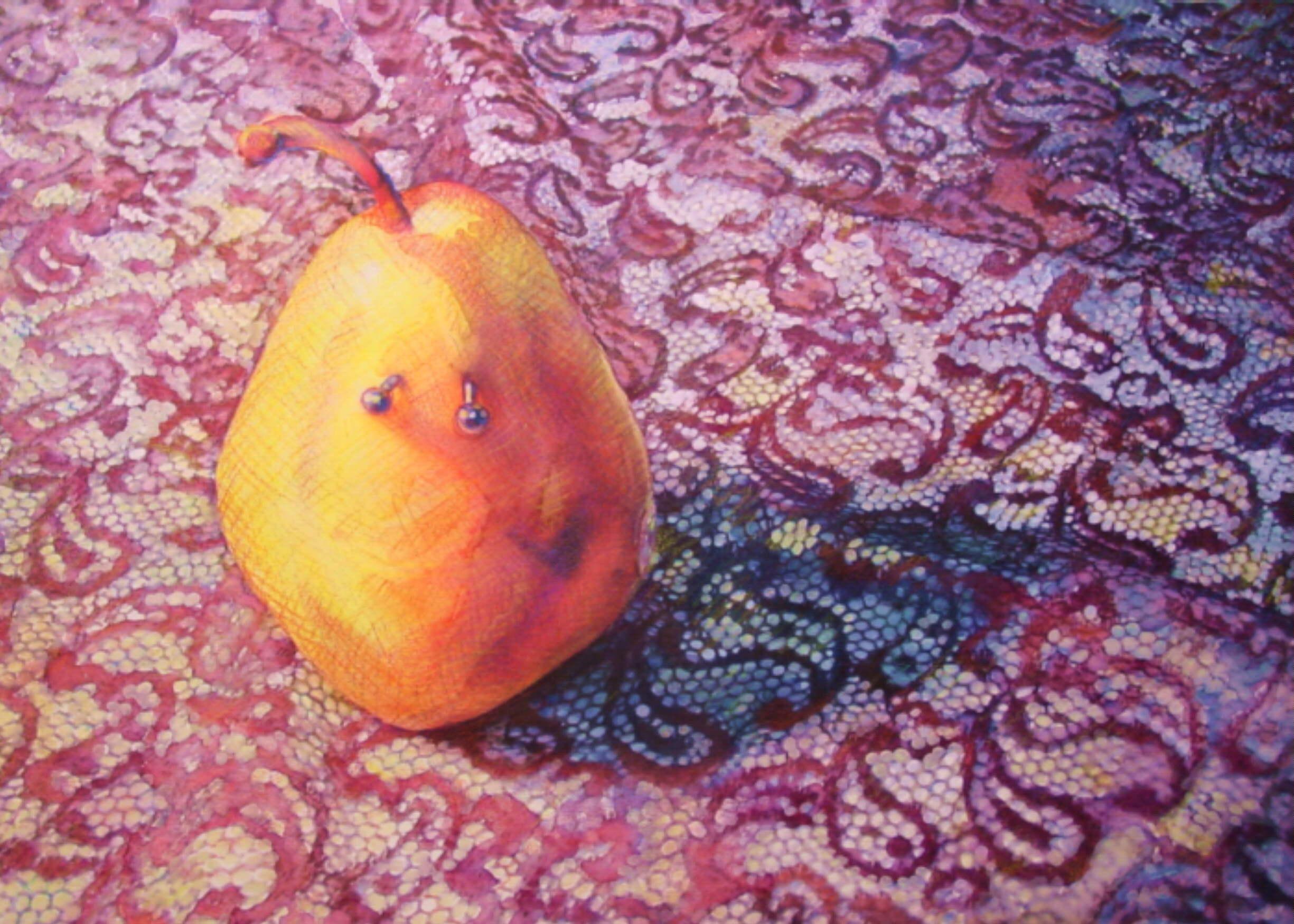 Pierced Pear