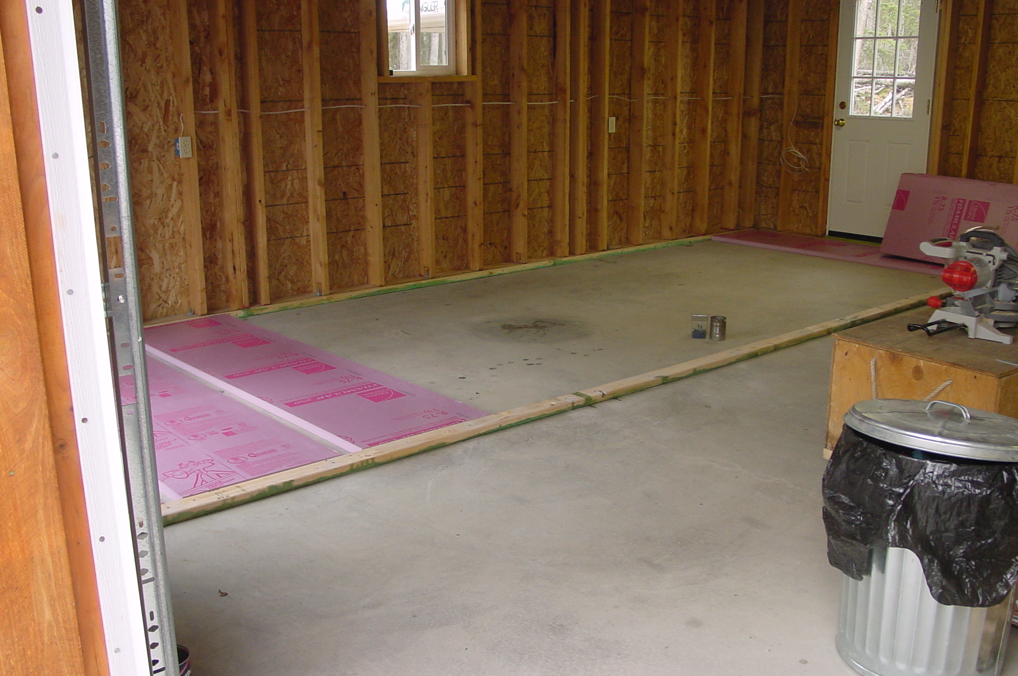 Insulated Garage Floor Tiles Garage Designs