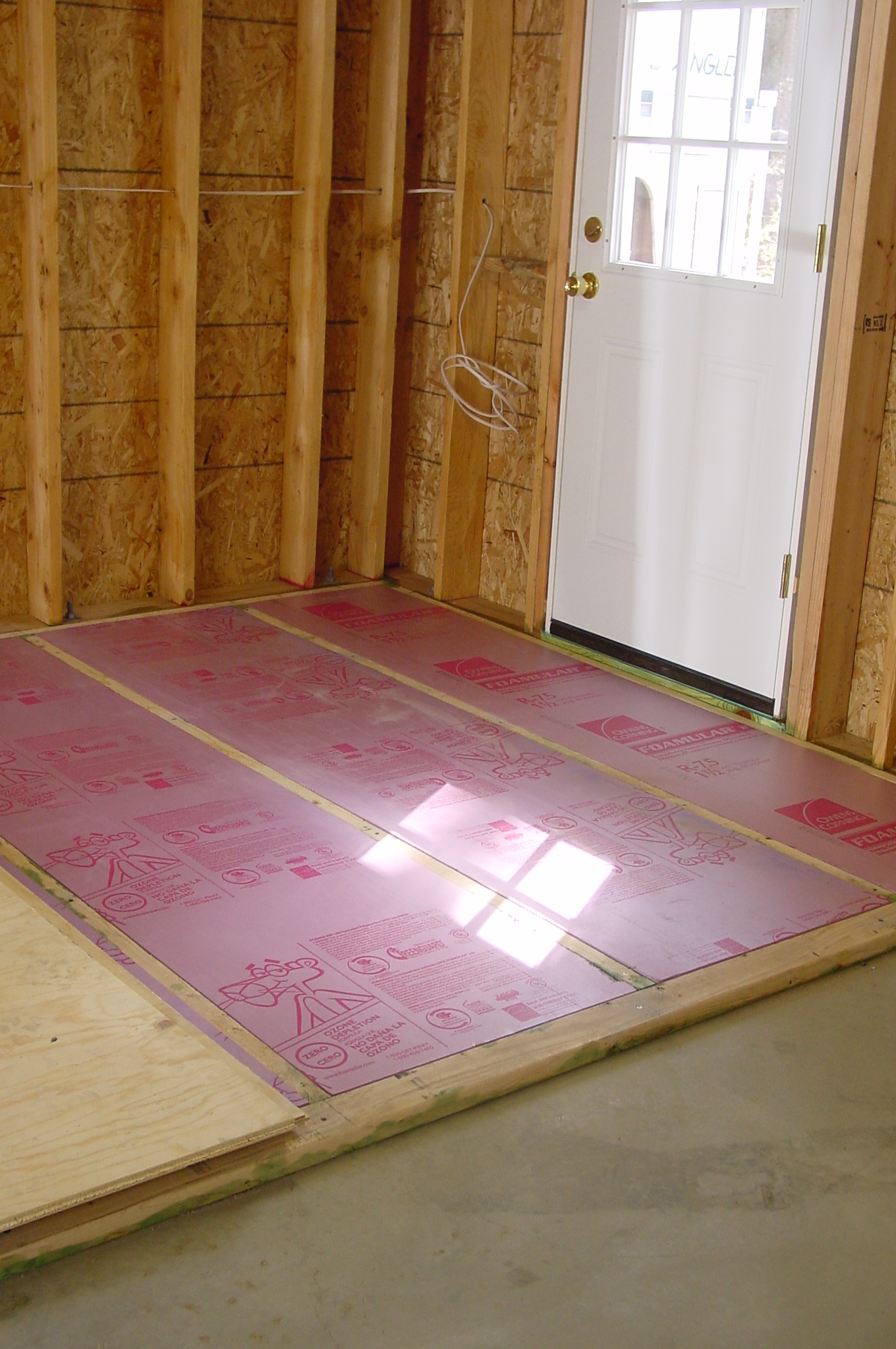 How To Insulate Garage Floor Flooring Ideas And Inspiration