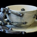 Piston Rod cup and Saucer Set