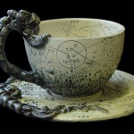 BioMech Cup and Saucer Set